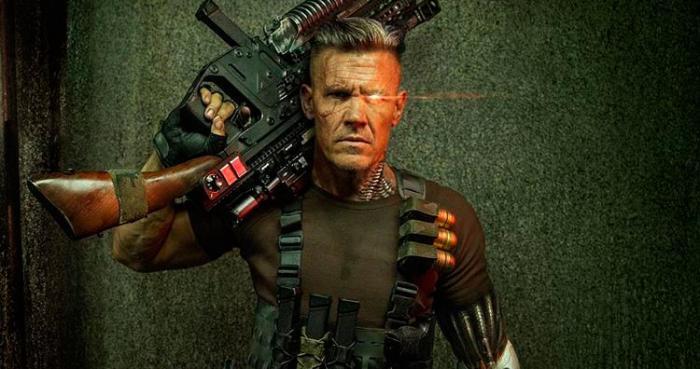 Imagen promocional de Deadpool 2 (2018), Cable