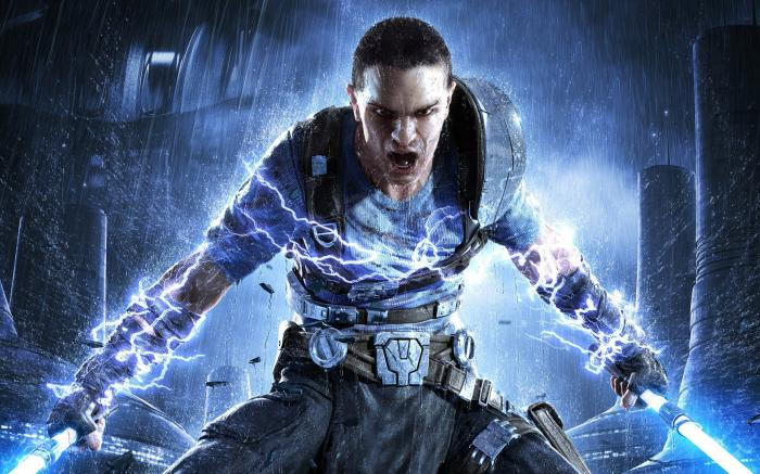 Galen Marek a.k.a. Starkiller, protagonista de Star Wars: The Force Unleashed