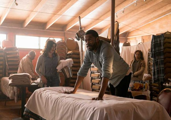 Fear The Walking Dead fotos episodios 3B