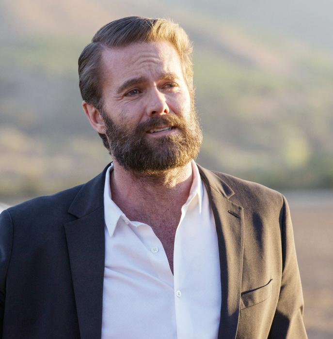 Garret Dillahunt, serie: The Gifted
