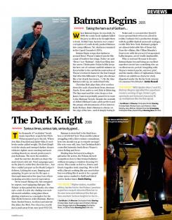 Escaneado de la revista Total Film (julio 2012) - [Cine] The Dark Knight Rises en la revista Total Film: im�genes a mejor calidad y m�s declaraciones
