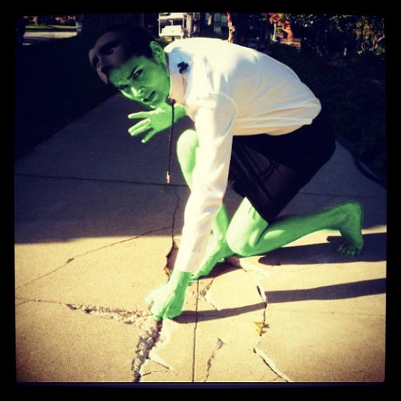 Angie Harmon quiere ser She-Hulk
