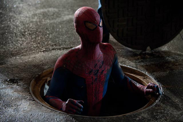 The Amazing Spider-Man Escenas Eliminadas & Alternativa