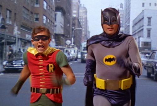 West batman
