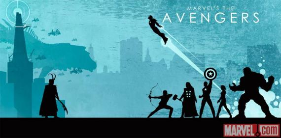 Portada de &quot;The Avengers&quot;