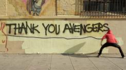 Imagen de Logan VFX para el Celebration Montage de la pelcula The Avengers / Los Vengadores (2012)