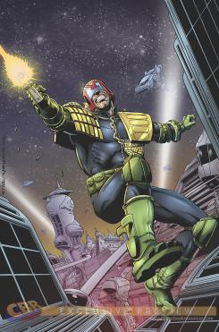 Starlin dredd