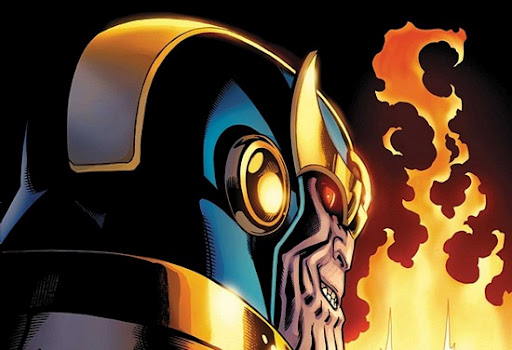 Marvel cancela la mini-serie Thanos: Son Of Titan