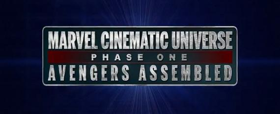 Marvel Cinematic Universe – Phase One: Avengers Assembled