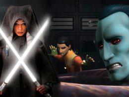 Imagen cabecera de entrada: [Animación] [Series] La serie de Ahsoka habría ocupado el lugar de la potencial secuela de Star Wars Rebels