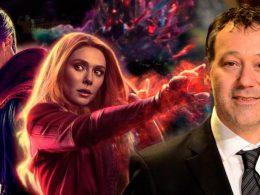 Imagen cabecera de entrada: [Cine] Elizabeth Olsen elogia al director Sam Raimi al frente de Doctor Strange 2
