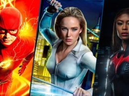 Imagen cabecera de entrada: [Series] The CW renueva The Flash, Legends of Tomorrow y Batwoman