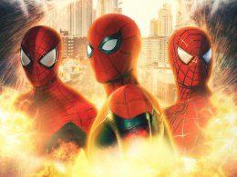 Imagen cabecera de entrada: [Cine] ¿El merch para el equipo de Spider-Man: No Way Home hace referencia al Spider-verso?