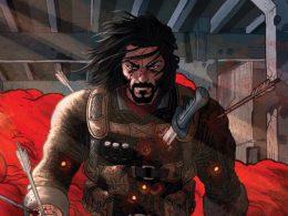 Imagen cabecera de entrada: [Cine] [Animación] Keanu Reeves adaptará su cómic BRZRKR a película y anime