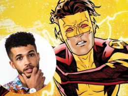 Imagen cabecera de entrada: [Series] Bart Allen será interpretado por Jordan Fisher en la séptima temporada de The Flash