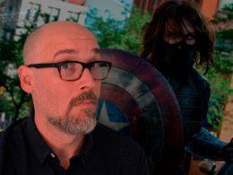 Imagen cabecera de entrada: [Cine] Ed Brubaker ganó más por su cameo en El Soldado de Invierno que por crear al personaje