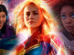 Imagen cabecera de entrada: [Películas] La directora de The Marvels avanza una historia personal y a veces triste