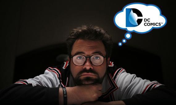 Imagen cabecera de entrada: [Cine] Kevin Smith confirma la lista de películas de Warner Bros. y DC Comics