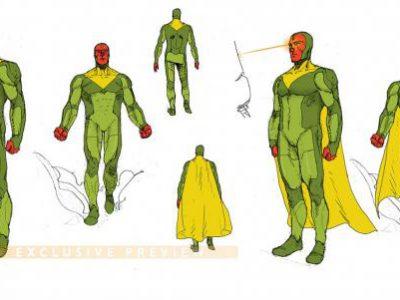 Imagen cabecera de entrada: [Cine] Paul Bettany confirma que será la Visión en Los Vengadores: La Era de Ultrón