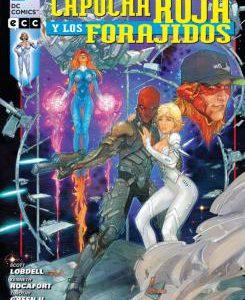 Imagen cabecera de entrada: [Reseñas] Capucha Roja y los Forajidos: La historia de Starfire