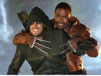 Imagen cabecera de entrada: [Series] Primer vistazo oficial al actor Michael Jai White como Bronze Tiger en Arrow