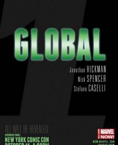 Imagen cabecera de entrada: [Cómics] Otros dos teasers de All-New Marvel NOW: Global y The End