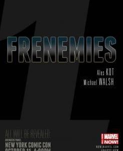 Imagen cabecera de entrada: [Cómics] Tres nuevos teasers de All-New Marvel Now!: Frenemies, Extinction y Descent