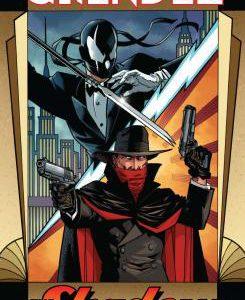 Imagen cabecera de entrada: [Cómics] Dark Horse y Dynamite anuncian el crossover: The Shadow vs. Grendel