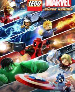 Imagen cabecera de entrada: [Videojuegos] Nuevo póster de LEGO Marvel Super Heroes
