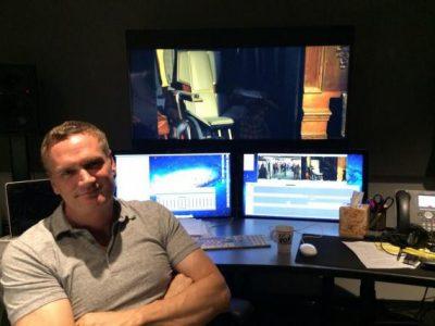 Imagen cabecera de entrada: [Cine] Singer muestra otra imagen de la sala de edición de X-Men: Días del Futuro Pasado