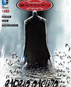 Imagen cabecera de entrada: [Reseñas] Batman: Espejo Oscuro