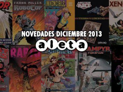 Imagen cabecera de entrada: [Cómics] Novedades de Aleta Ediciones para diciembre 2013