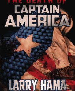 Imagen cabecera de entrada: [Libros] Anuncian una novela de La muerte del Capitán América