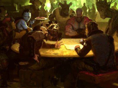 Imagen cabecera de entrada: [Cine] James Gunn vuelve a hablar sobre Guardianes de la Galaxia 2