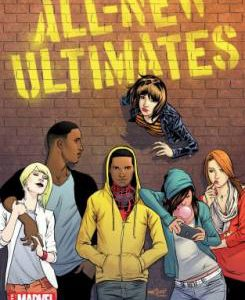 Imagen cabecera de entrada: [Cómics] Marvel relanzará el Universo Ultimate en abril de 2014 con All-New Ultimates, Miles Morales: Ultimate Spider-Man y Ultimate FF