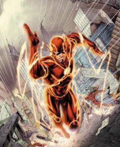 Imagen cabecera de entrada: [SDCC15] [Cómics] J. Michael Straczynski escribirá Flash: Earth One