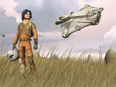 Imagen cabecera de entrada: [Animación] Ya disponible el cuarto corto de Star Wars Rebels: Not what you think