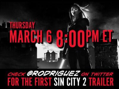 Imagen cabecera de entrada: [Cine] El primer trailer de Sin City: Una dama por la cual matar llegará esta madrugada