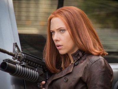 Imagen cabecera de entrada: [Cine] Póster retro, imágenes de Viuda Negra y otro TV Spot entre el nuevo material de Capitán América 2