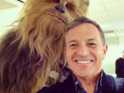 Imagen cabecera de entrada: [Cine] Posible primer vistazo a Peter Mayhew como Chewbacca en Star Wars: Episodio VII