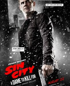 Imagen cabecera de entrada: [Cine] Cinco pósters individuales de Sin CIty: A Dame to Kill For