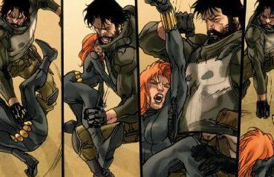Imagen cabecera de entrada: [Cómics] Nueva información sobre el crossover entre el Castigador y la Viuda Negra