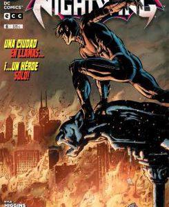 Imagen cabecera de entrada: [Reseñas] Nightwing #6