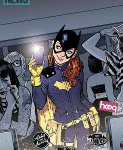 Imagen cabecera de entrada: [Cómics] DC en octubre: Batgirl cambia de equipo creativo y de estilo y más portadas alternativas Monster