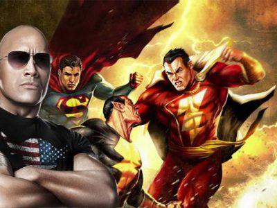 Imagen cabecera de entrada: [Cine] Dwayne Johnson confirma ser Black Adam y Darren Lemke escribirá el guión de Shazam