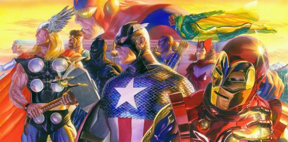 Imagen cabecera de entrada: [Reflexión] Los Vengadores: ¿qué fueron, son y serán?