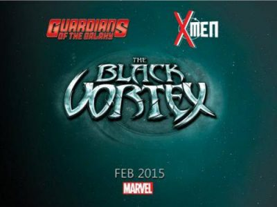 Imagen cabecera de entrada: [NYCC14] [Cómics] Marvel anuncia The Black Vortex, un crossover entre X-Men y Guardianes de la Galaxia