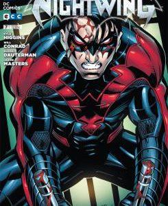 Imagen cabecera de entrada: [Reseñas] Nightwing núm. 7 (Último número)