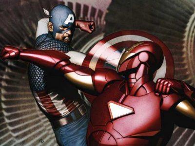 Imagen cabecera de entrada: [Cine] Un nuevo rumor sobre Capitán América: Civil War habla de transformaciones