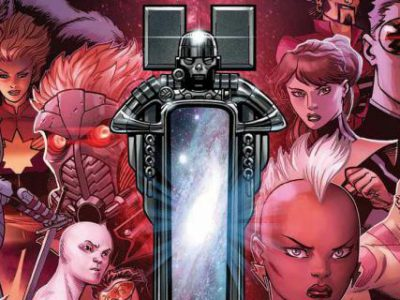 Imagen cabecera de entrada: [Cómics] Trailer de The Black Vortex, crossover entre Guardianes de la Galaxia y X-Men de Marvel
